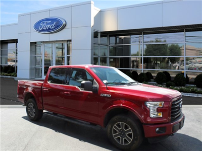 2016 F-150 SuperCrew Cab 4x4,  Pickup #W20590P - photo 1