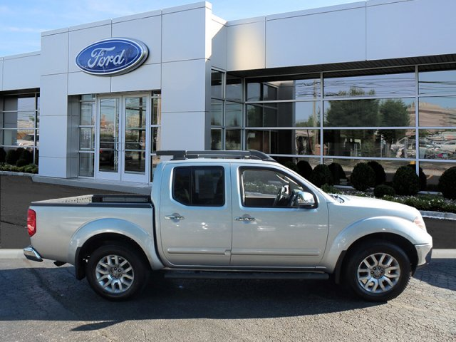 2011 Frontier Crew Cab,  Pickup #W20618P - photo 6
