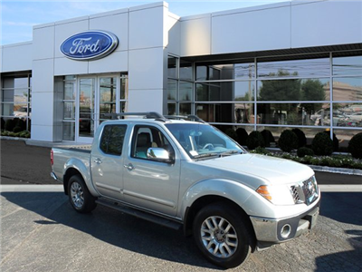 2011 Frontier Crew Cab,  Pickup #W20618P - photo 1