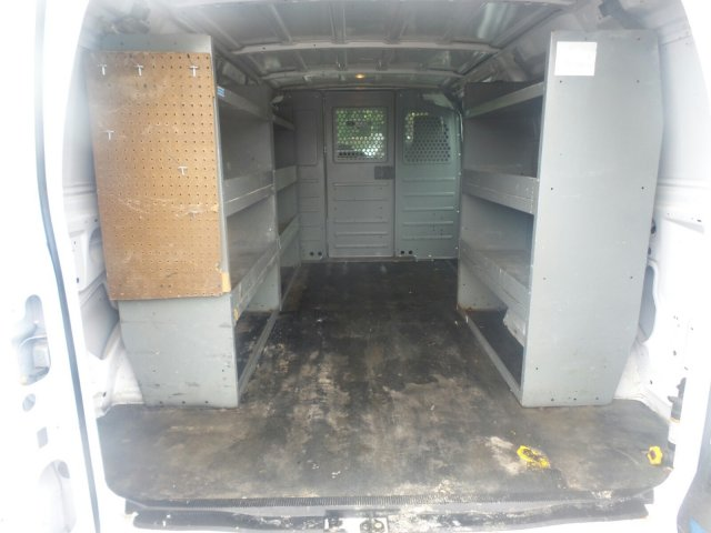 2014 E-150 4x2,  Upfitted Cargo Van #W20640E - photo 3
