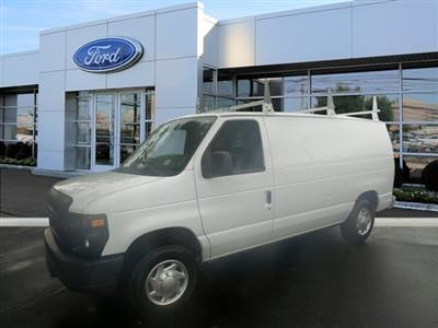 2014 E-150 4x2,  Upfitted Cargo Van #W20640E - photo 4