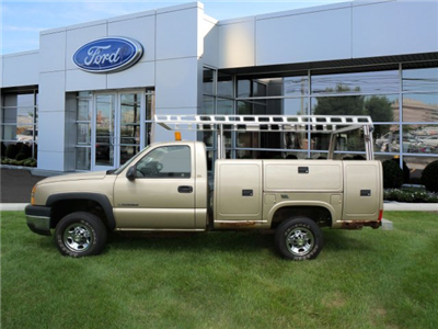 2005 Silverado 2500 Regular Cab 4x4,  Service Body #W20647S - photo 5