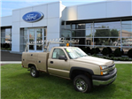 2005 Silverado 2500 Regular Cab 4x4,  Service Body #W20647S - photo 1