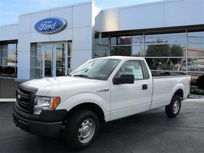 2014 F-150 Regular Cab 4x2,  Pickup #W20652P - photo 3
