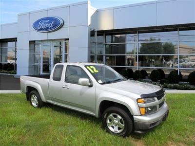 2012 Colorado Extended Cab 4x2,  Pickup #W20692P - photo 1