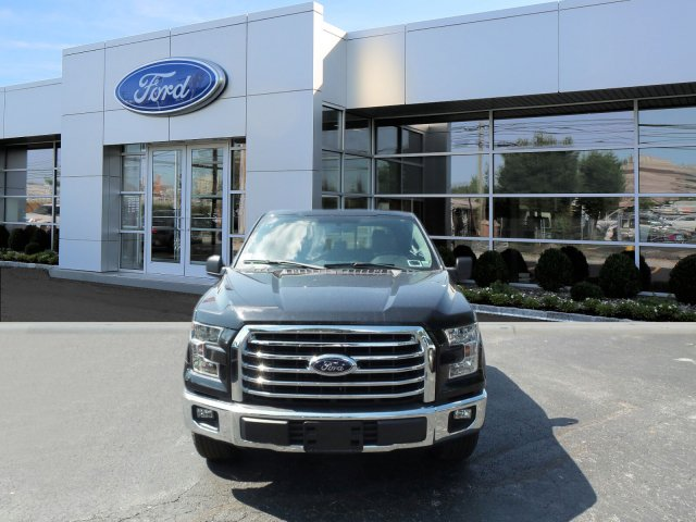 2015 F-150 SuperCrew Cab 4x4,  Pickup #W20694P - photo 4