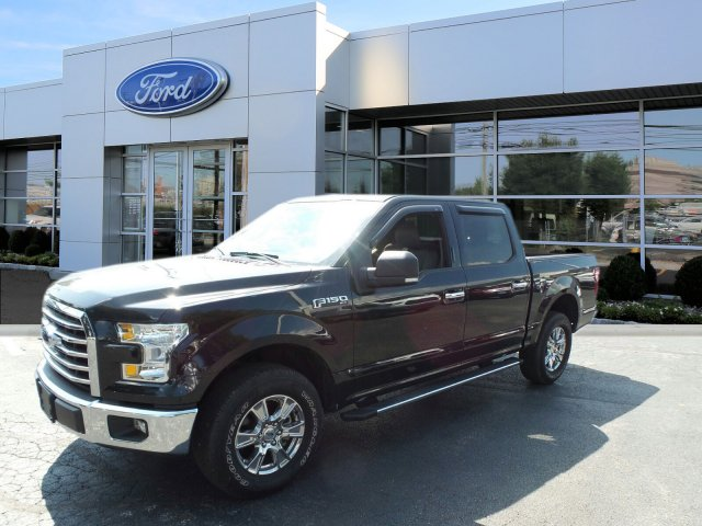 2015 F-150 SuperCrew Cab 4x4,  Pickup #W20694P - photo 3