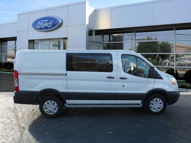 2017 Transit 250 Low Roof 4x2,  Empty Cargo Van #W20776P - photo 4