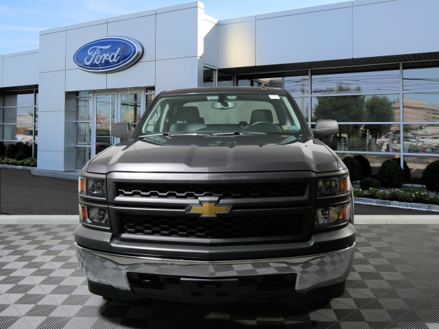 2015 Silverado 1500 Double Cab 4x4,  Pickup #W20792S - photo 11