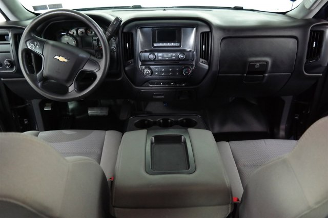 2015 Silverado 1500 Double Cab 4x4,  Pickup #W20792S - photo 19