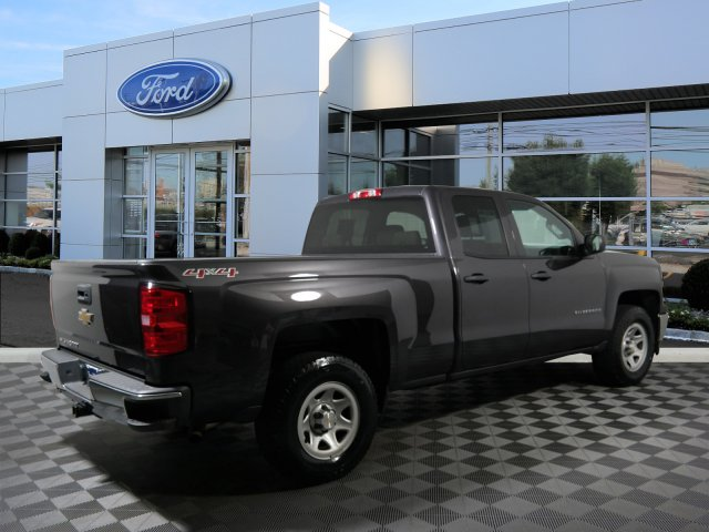 2015 Silverado 1500 Double Cab 4x4,  Pickup #W20792S - photo 2