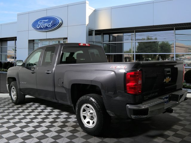 2015 Silverado 1500 Double Cab 4x4,  Pickup #W20792S - photo 9