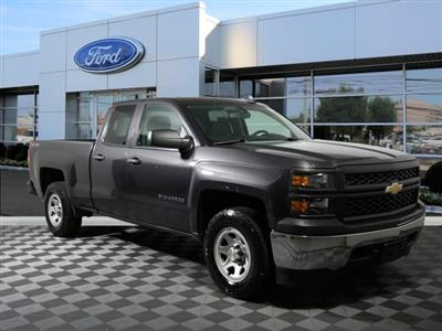 2015 Silverado 1500 Double Cab 4x4,  Pickup #W20792S - photo 1