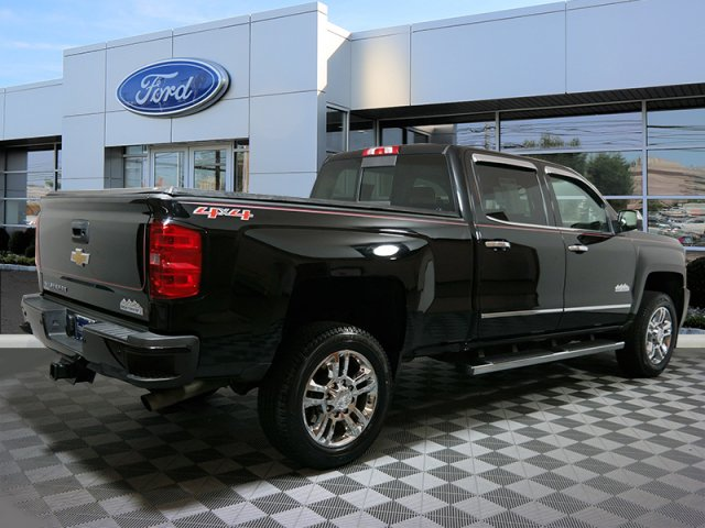 2015 Silverado 2500 Crew Cab 4x4,  Pickup #W20796S - photo 2