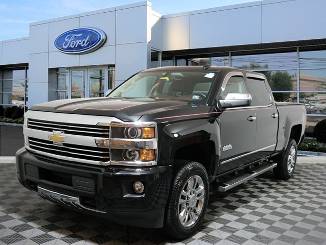 2015 Silverado 2500 Crew Cab 4x4,  Pickup #W20796S - photo 5