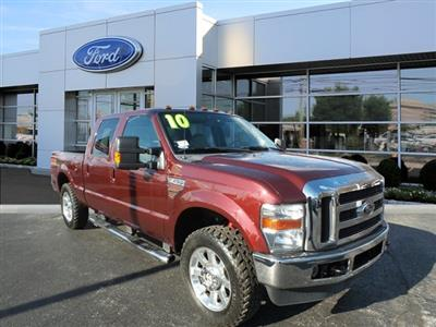 2010 F-250 Crew Cab 4x4,  Pickup #W20802P - photo 1