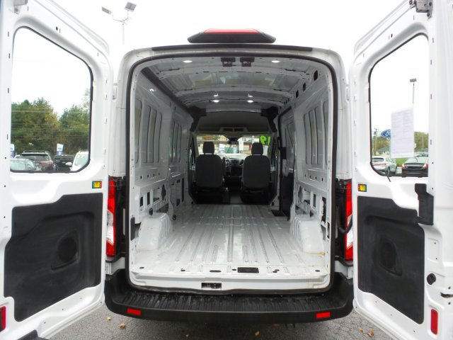 2019 Transit 250 Med Roof 4x2,  Empty Cargo Van #W21127P - photo 1