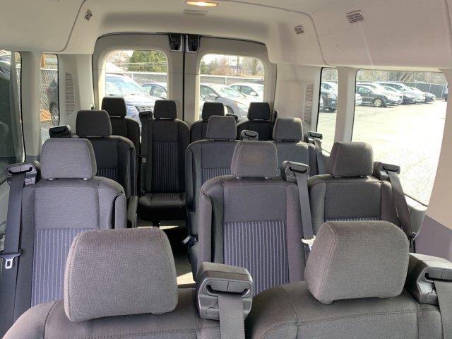 2019 Transit 350 Med Roof 4x2, Passenger Wagon #W21238P - photo 1