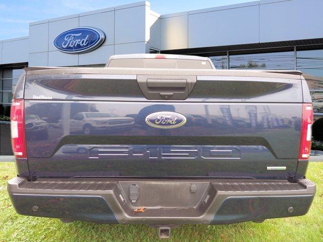2018 Ford F-150 SuperCrew Cab 4x4, Pickup #W21379P - photo 4