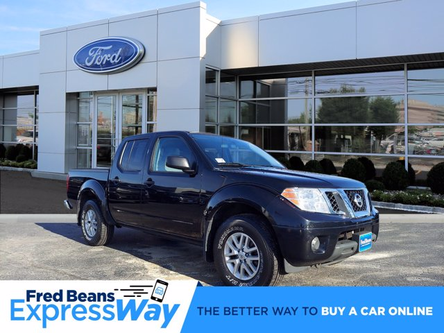 2017 Nissan Frontier Crew Cab 4x4, Pickup #W21479E - photo 1