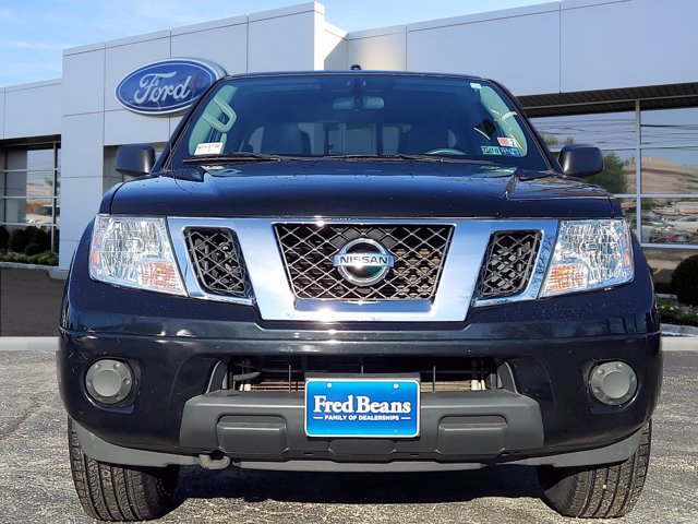 2017 Nissan Frontier Crew Cab 4x4, Pickup #W21479E - photo 4