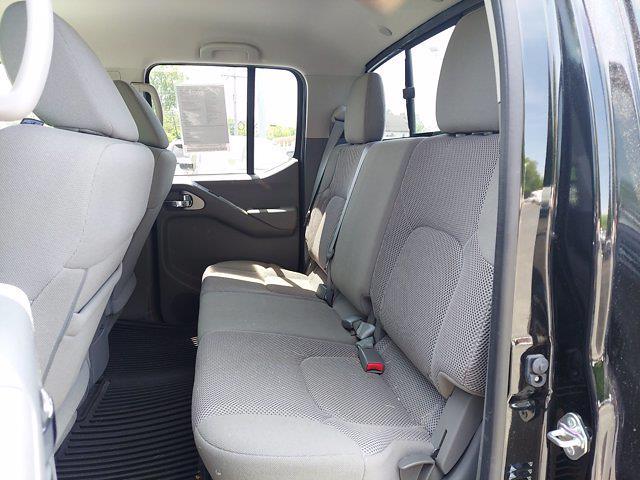 2019 Nissan Frontier Crew Cab 4x4, Pickup #W21525E - photo 9