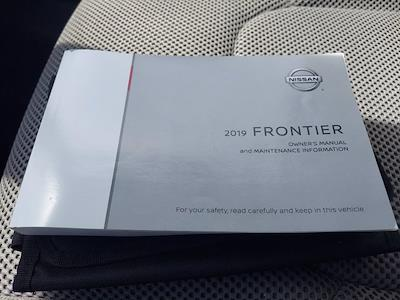 2019 Nissan Frontier Crew Cab 4x4, Pickup #W21525E - photo 24