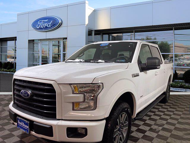 2016 Ford F-150 SuperCrew Cab 4x4, Pickup #W21558S - photo 4