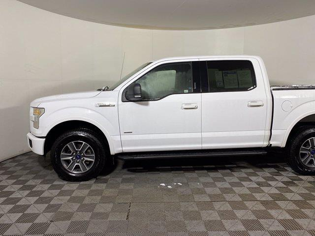 2016 Ford F-150 SuperCrew Cab 4x4, Pickup #W21558S - photo 10