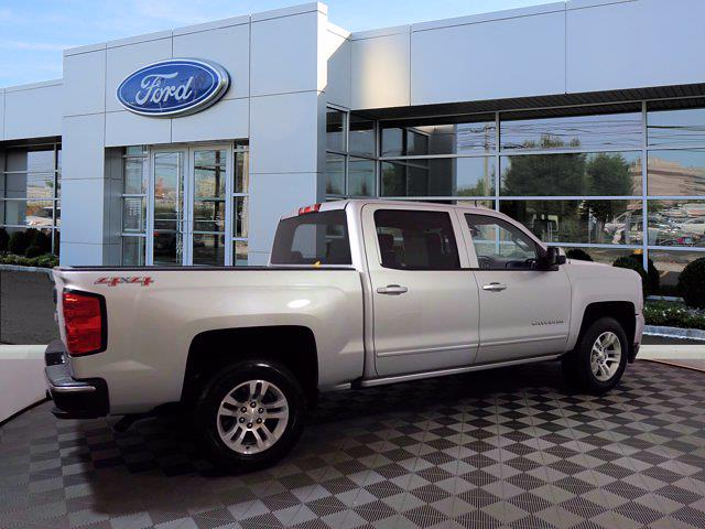 2017 Chevrolet Silverado 1500 Crew Cab 4x4, Pickup #W21567S - photo 2