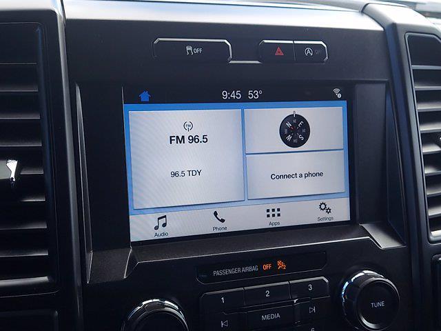 2018 Ford F-150 SuperCrew Cab 4x4, Pickup #W21594P - photo 16