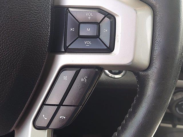 2018 Ford F-150 SuperCrew Cab 4x4, Pickup #W21607P - photo 24