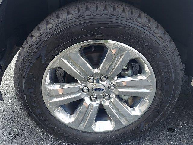 2018 Ford F-150 SuperCrew Cab 4x4, Pickup #W21607P - photo 8