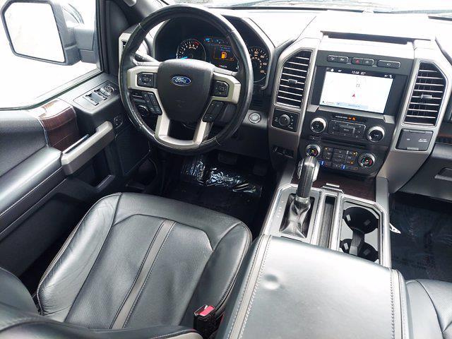 2017 Ford F-150 SuperCrew Cab 4x4, Pickup #W21634P - photo 14