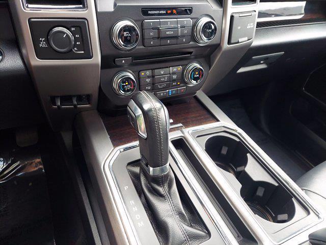 2017 Ford F-150 SuperCrew Cab 4x4, Pickup #W21634P - photo 22
