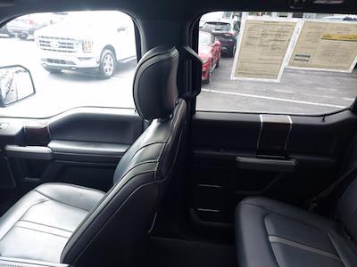 2017 Ford F-150 SuperCrew Cab 4x4, Pickup #W21634P - photo 17