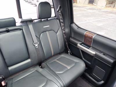 2017 Ford F-150 SuperCrew Cab 4x4, Pickup #W21634P - photo 20