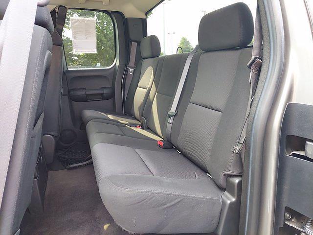 2013 Chevrolet Silverado 2500 Double Cab 4x4, Pickup #W21650E - photo 10