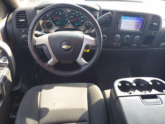 2013 Chevrolet Silverado 2500 Double Cab 4x4, Pickup #W21650E - photo 11