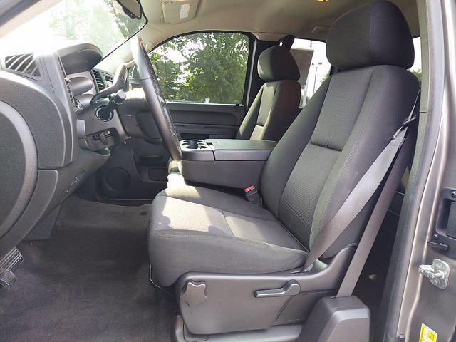 2013 Chevrolet Silverado 2500 Double Cab 4x4, Pickup #W21650E - photo 13