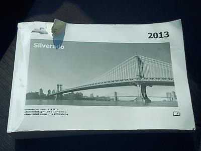 2013 Chevrolet Silverado 2500 Double Cab 4x4, Pickup #W21650E - photo 24