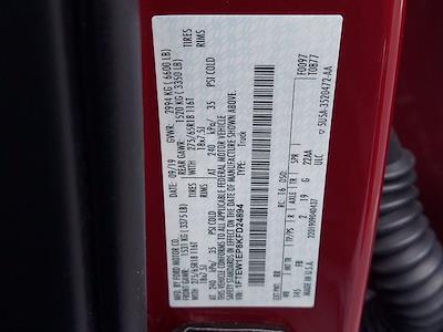 2019 Ford F-150 SuperCrew Cab 4x4, Pickup #W21654P - photo 27
