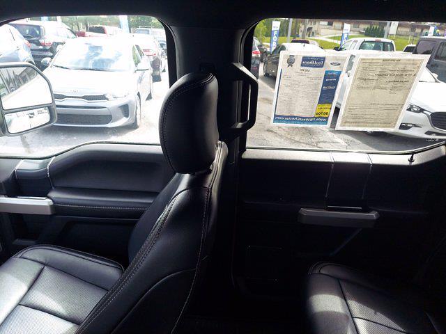 2019 Ford F-150 SuperCrew Cab 4x4, Pickup #W21661P - photo 17