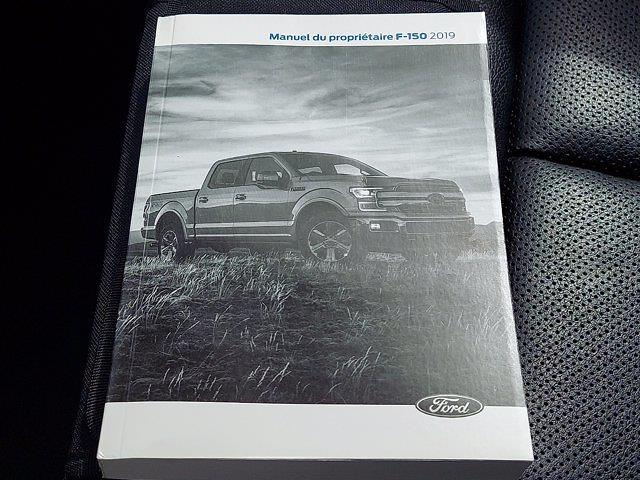 2019 Ford F-150 SuperCrew Cab 4x4, Pickup #W21661P - photo 26