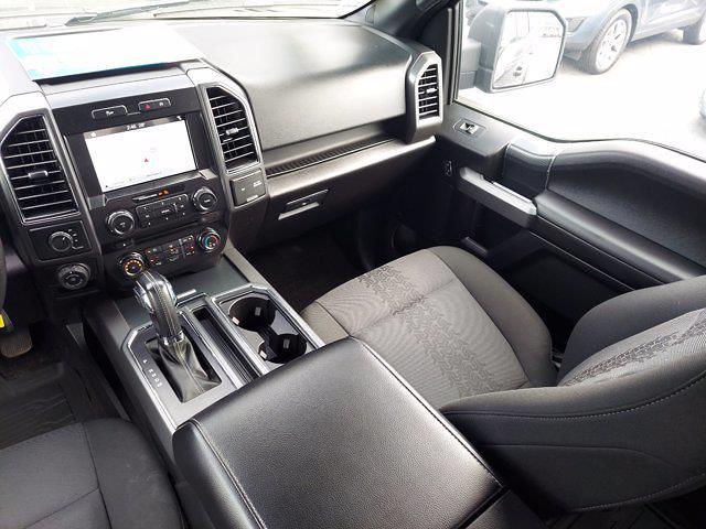 2018 Ford F-150 SuperCrew Cab 4x4, Pickup #W21662P - photo 16