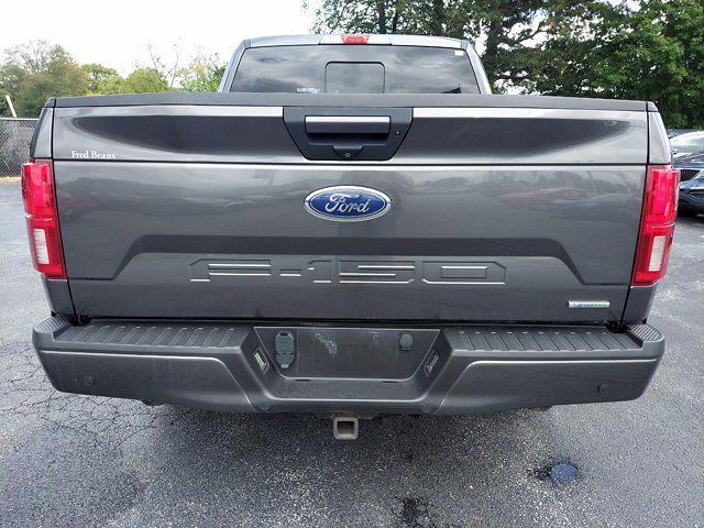 2018 Ford F-150 SuperCrew Cab 4x4, Pickup #W21662P - photo 9