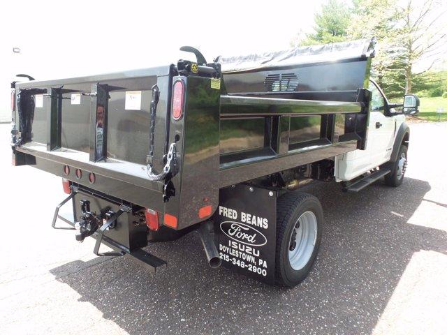 2020 Ford F-550 Super Cab DRW 4x4, Rugby Eliminator LP Steel Dump Body #WU001018 - photo 6