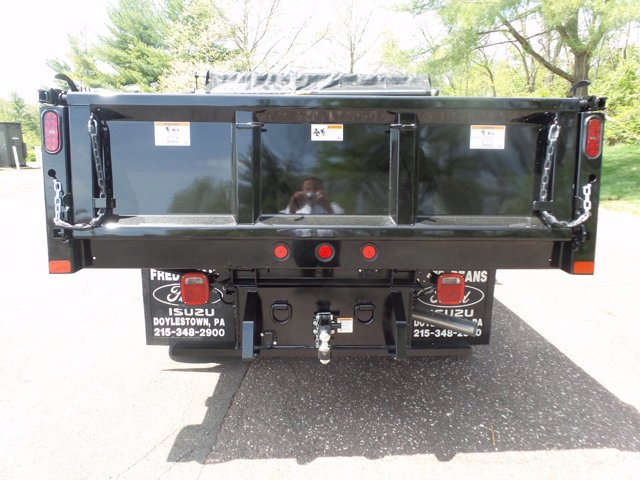2020 Ford F-550 Super Cab DRW 4x4, Rugby Eliminator LP Steel Dump Body #WU001018 - photo 7