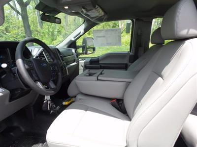 2020 Ford F-550 Super Cab DRW 4x4, Rugby Eliminator LP Steel Dump Body #WU001018 - photo 10