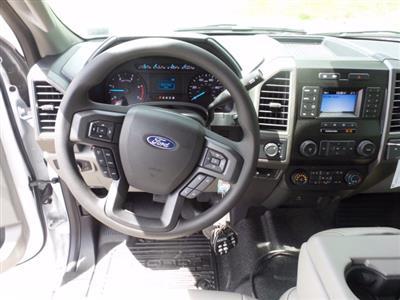 2020 Ford F-550 Super Cab DRW 4x4, Rugby Eliminator LP Steel Dump Body #WU001018 - photo 11